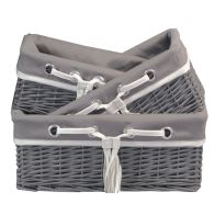 See more information about the Small Grey Willow Basket