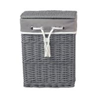 See more information about the Medium Grey Willow Basket