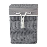 See more information about the Large Grey Willow Basket