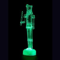 See more information about the LED Nutcracker