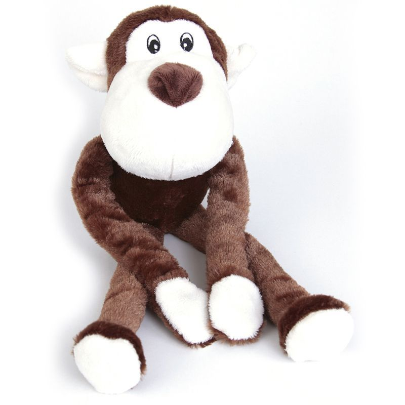 Monkey Squeaky Luxury Toy (17 Inch)