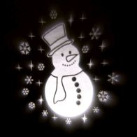 See more information about the Snowman Design LED Picture Projector Spotlight