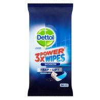 See more information about the Dettol 28 Pack Bathroom Power Wipes