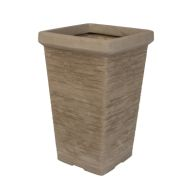 See more information about the 47cm Chimney Slate Effect Garden Planter