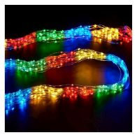 See more information about the 400 LED Indoor Multicolour 20 Strand Cluster Feature Light Mains 2m