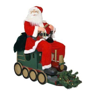 100cm Santa Train Moving Head