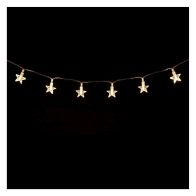 See more information about the 20 Light Star Warm White LED Light Chain