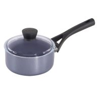 See more information about the Pyrex Gusto Black Diamond Saucepan 16cm With Lid