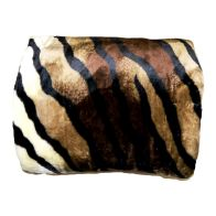 See more information about the Animal Mink Throw (150cm x 200cm) - Brown Skin