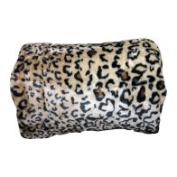 See more information about the Your Home 150 x 200cm Animal Mink Tiger Skin Throw
