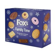 See more information about the Fox's Family Time Biscuit Selection 660g