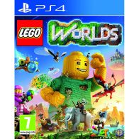 See more information about the LEGO Worlds - PS4 Game