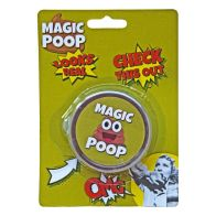See more information about the Magic Poop
