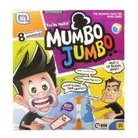 See more information about the Grafix Games Hub Hilarious Mumbo Jumbo Game