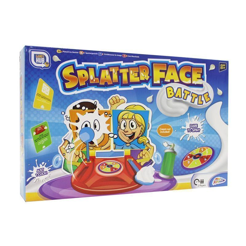 See More Information About The Splatter Face Battle ... Part 93
