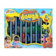 See more information about the Grafix Giant 26 Piece Play Dough Set