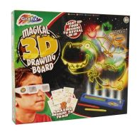 See more information about the Magical 3D Dinosaur Designs Drawing Board