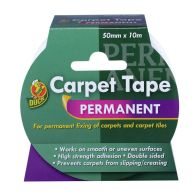 See more information about the Duck Permanent Carpet Tape (50mm x 10m)