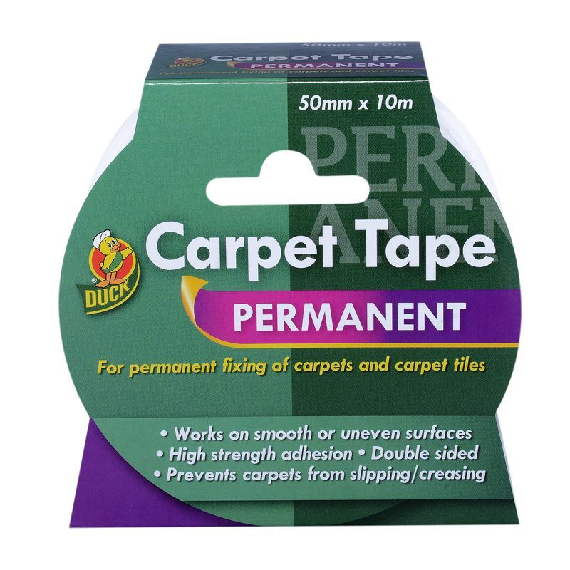 Permanent Carpet Tape (50mm x 10m)