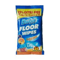 See more information about the Duzzit 24 Pack Floor Wipes