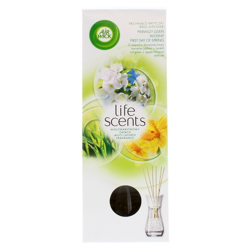 Airwick Life Scents Day Of Spring Reed Diffuser 30ml