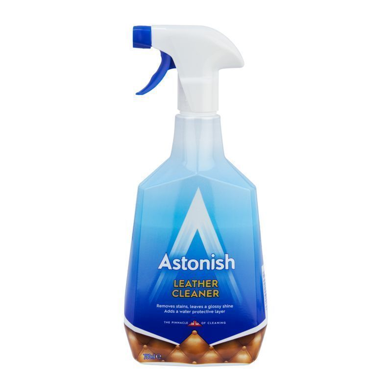 Astonish Spray Leather Cleaner (750ml)