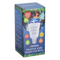 See more information about the Festive LED Light Bulb