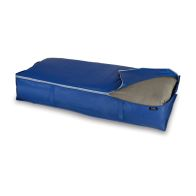 See more information about the Under Bed Cover - Plain Blue