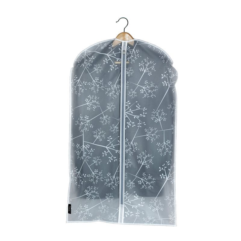 Suit Cover White Leaf