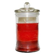 See more information about the Glass Jar Candle - Cinnamon Scented