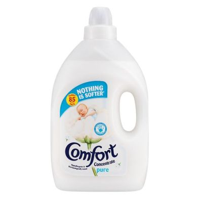 Comfort Pure Fabric Conditioner 85 Washes 3 Litres