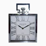 See more information about the Metal Clock