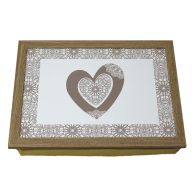 See more information about the Natural Heart Lap Tray