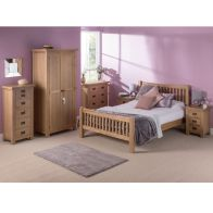 See more information about the Cotswold Oak Large Bedroom Set