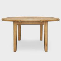 See more information about the Cotswold Extending Dining Table Oak 2/4 Seater