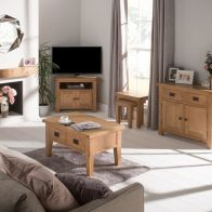 See more information about the Cotswold Oak Small Living Room Set