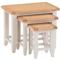 See more information about the Elsing Pine Nest Of 3 Tables