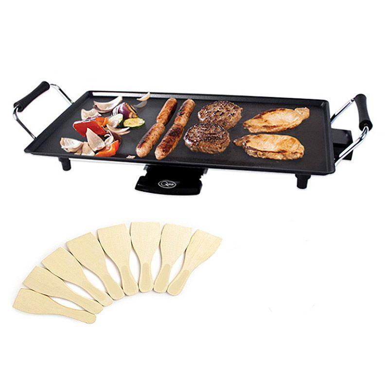 Quest Electric Teppanyaki Grill 2000w Buy Online At Qd