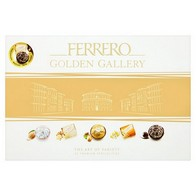 See more information about the Ferrero Golden Gallery 22 Pack