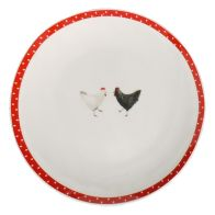 See more information about the Red Chickens Side Plate