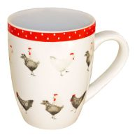 See more information about the Red Chickens Mug