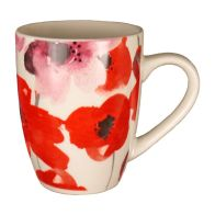 See more information about the Red Floral Mug