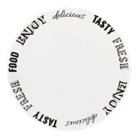 See more information about the Text Side Plate