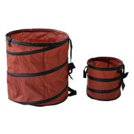 See more information about the Growing Patch 2 Pack Pop Up Garden Bag Set - Red