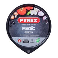 See more information about the Pyrex Magic Pizza Pan 30cm