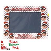 See more information about the Elves Behavin' Badly Reuseable Magic Message Board