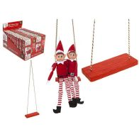 See more information about the Elves Behavin' Badly Elf Swing Seat
