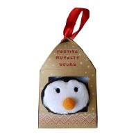 See more information about the Ladies Sock In A Box 1 Pack - Penguin