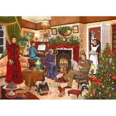 1000 Piece No12 Christmas Past Puzzle