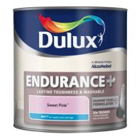 See more information about the Dulux Sweet Pink Matt 2.5L Endurance Paint